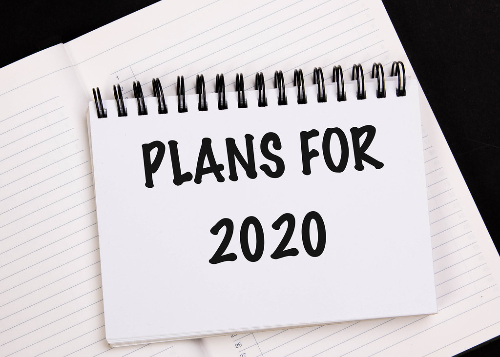 Business plans for 2020